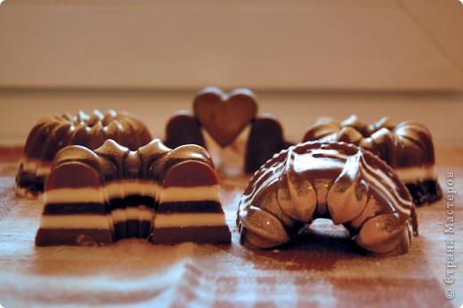 Кексики с сердечками фото 3