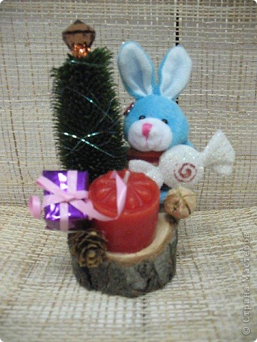 Подарки-маленькие зайчата. фото 3