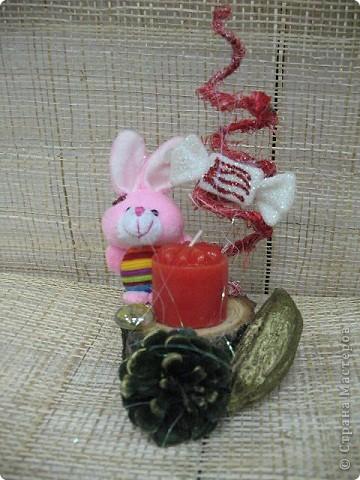 Подарки-маленькие зайчата. фото 5