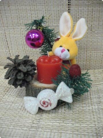 Подарки-маленькие зайчата. фото 6
