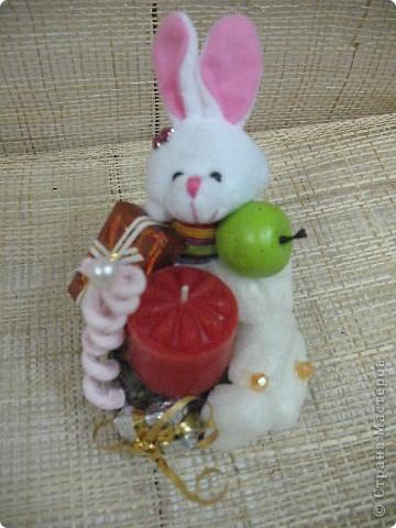 Подарки-маленькие зайчата. фото 7