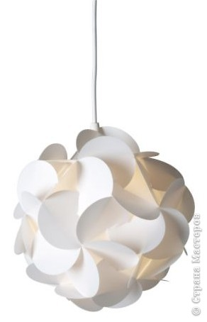 Бумажные шарики фото 1