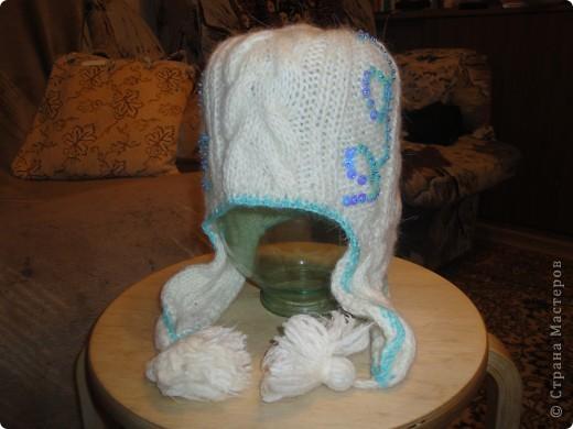 шапка фото 1
