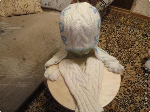 шапка фото 2