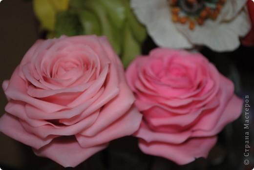 хочу сделать букетик из таких роз фото 2