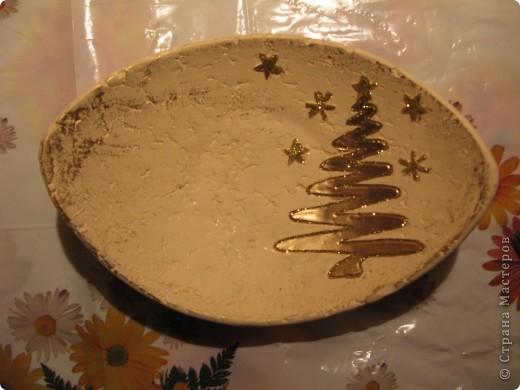 Совершали набег на Ашан, там увидела вот такой декоративно-керамический предмет...  фото 1