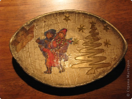 Совершали набег на Ашан, там увидела вот такой декоративно-керамический предмет...  фото 2