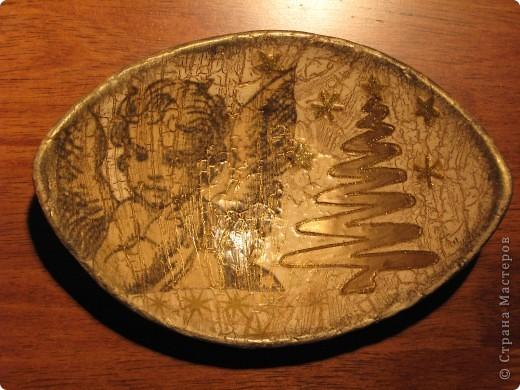 Совершали набег на Ашан, там увидела вот такой декоративно-керамический предмет...  фото 3