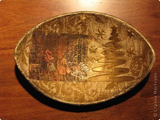 Совершали набег на Ашан, там увидела вот такой декоративно-керамический предмет...  фото 4