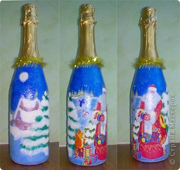 Подарочные бутылочки фото 1
