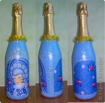 Подарочные бутылочки фото 2