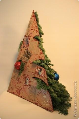 12 декабря мастер-класс «Причудливые елки» фото 2