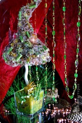 12 декабря мастер-класс «Причудливые елки» фото 1