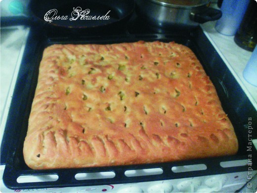 Это готовый пирог. фото 1