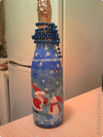 Вот и я начала подготовку Новогоднего шампанского. фото 1