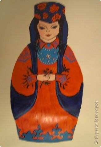костюм национальный Хакасский