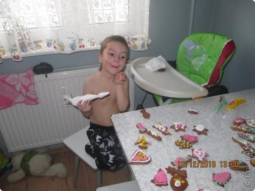 рождественские традиции /изготовление пряного печенья /  фото 5