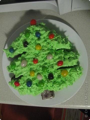 Тортик сынульке  на полтора годика ! фото 6