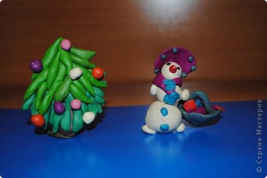 Снеговички. фото 1