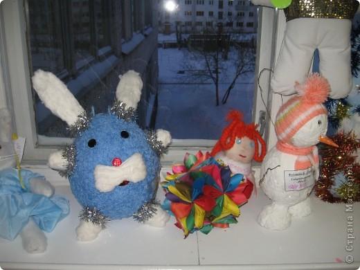 Идеи новогодних игрушек  фото 6