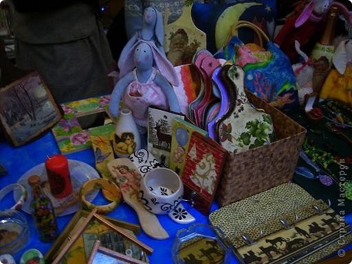 показ декупажа,декор досок,ключницы,тильды новогодние и многое другое фото 4