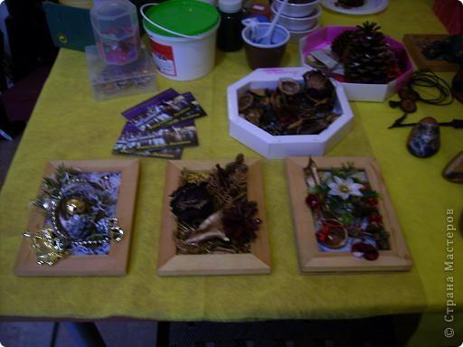 показ декупажа,декор досок,ключницы,тильды новогодние и многое другое фото 10