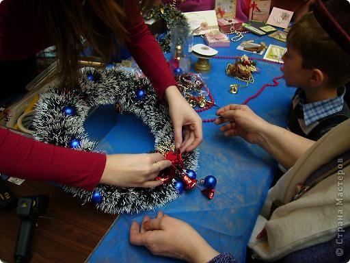 показ декупажа,декор досок,ключницы,тильды новогодние и многое другое фото 20