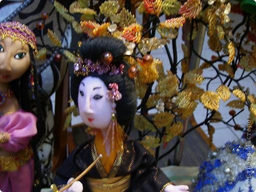 показ декупажа,декор досок,ключницы,тильды новогодние и многое другое фото 29