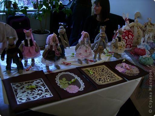 показ декупажа,декор досок,ключницы,тильды новогодние и многое другое фото 41