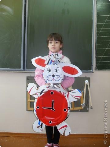 Мы участвуем в городском конкурсе на лучшую игрушку. фото 3
