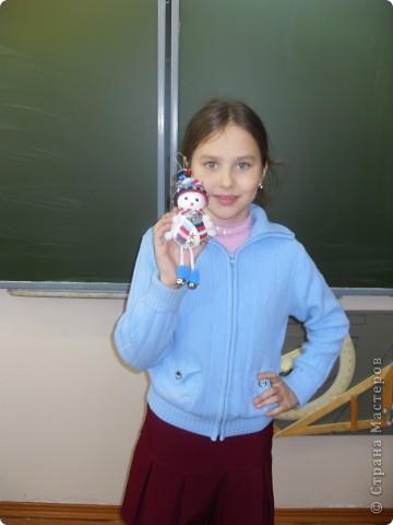 Мы участвуем в городском конкурсе на лучшую игрушку. фото 6