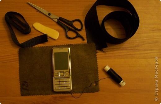 чехол для телефона из кожи фото 4