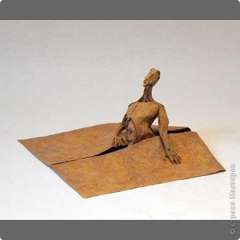 Мастер древнего искусства... Фоторепортаж. фото 9