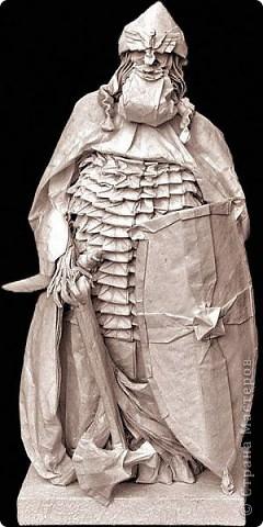 Мастер древнего искусства... Фоторепортаж. фото 18