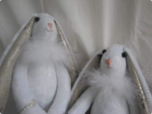 Рождественские кролики фото 2
