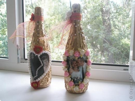 Бутылки шампанского в подарок