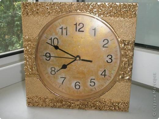 Часы в подарок (гречка, песок)
