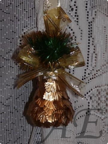 перегорела лампочка - это она сделала весьма во время)))) ведь Новый год не за горами МК - как я это сделала http://www.masterskaya-podarkov.com/index.php?option=com_content&view=article&id=47:kolokolchik-iz-payetok-mk&catid=34:master-klass-po-rukodeliyu&Itemid=56