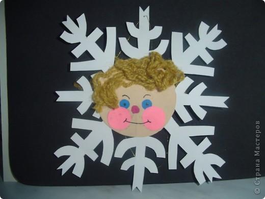 Снежинка №1. фото 1