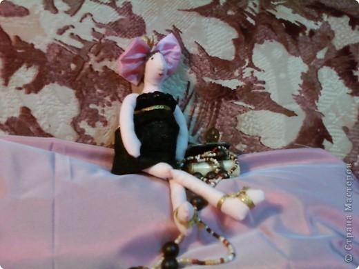 Это очень занимательно-шить этих кукол!Помогал сын и дочь! фото 1