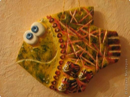 Рыбки-повторюшки фото 1