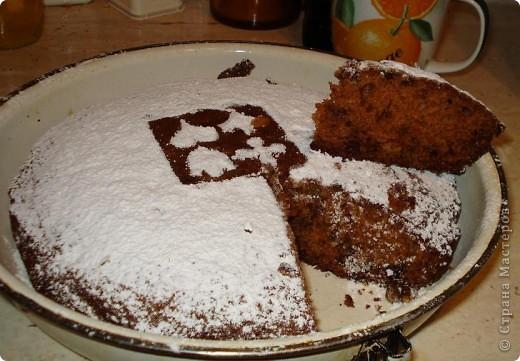 Вкусно и просто: морковный кекс!