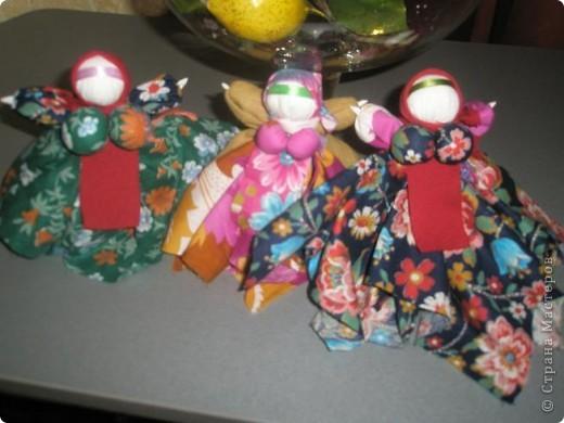 Веревочные куклы - оберег фото 3