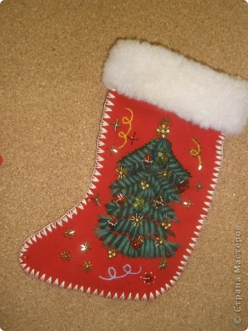 Можно подарить вот такую новогоднюю игрушку и обязательно вставить в нее пожелания....закрыть бантом и раз ...два...три...они оообязательно сбудутся! фото 2