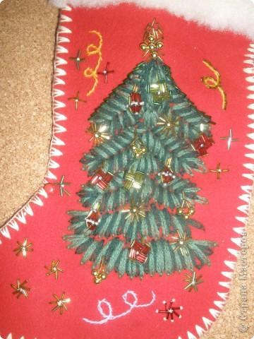 Можно подарить вот такую новогоднюю игрушку и обязательно вставить в нее пожелания....закрыть бантом и раз ...два...три...они оообязательно сбудутся! фото 3