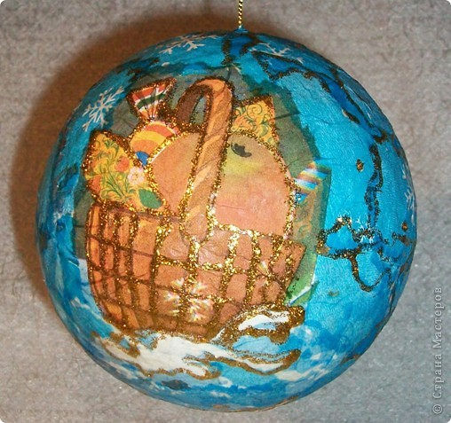 Новогодние шары фото 2