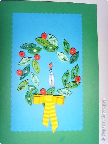 Новогодние открыточки. фото 1