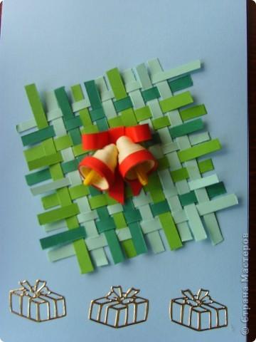 Новогодние открыточки. фото 7