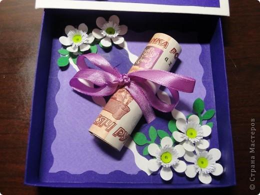 коробочка сверху фото 2