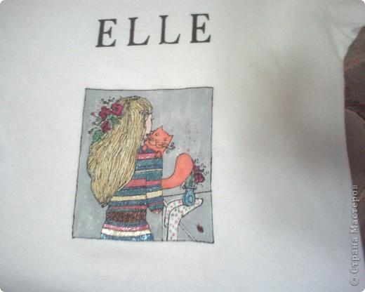Картинки на одежде фото 1